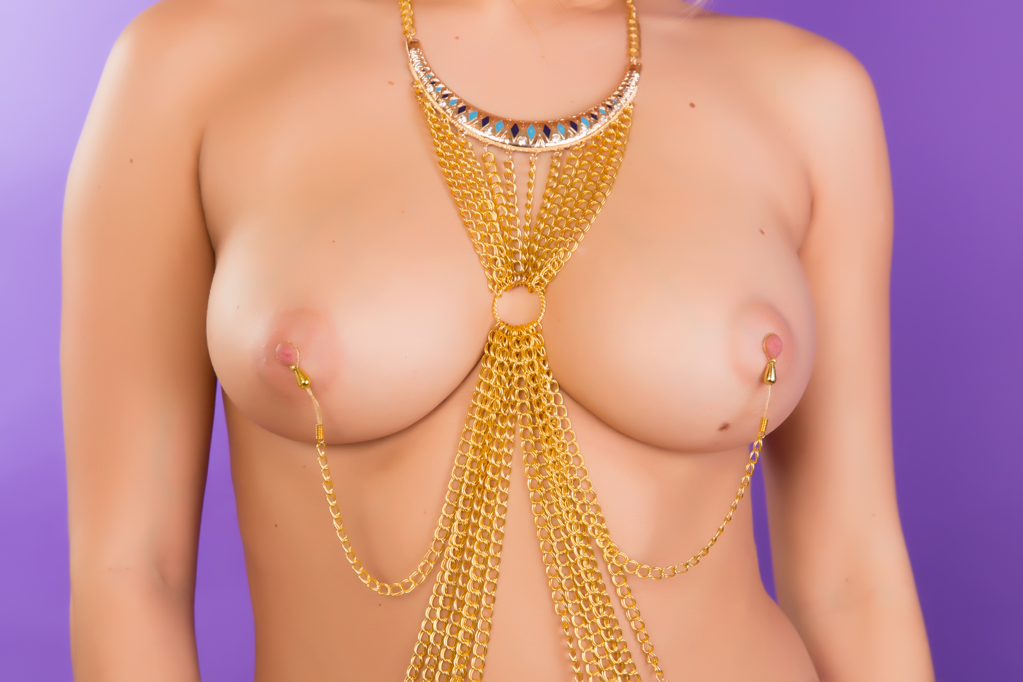Nippleicious Non Piercing Nipple Jewellery – Aglaia