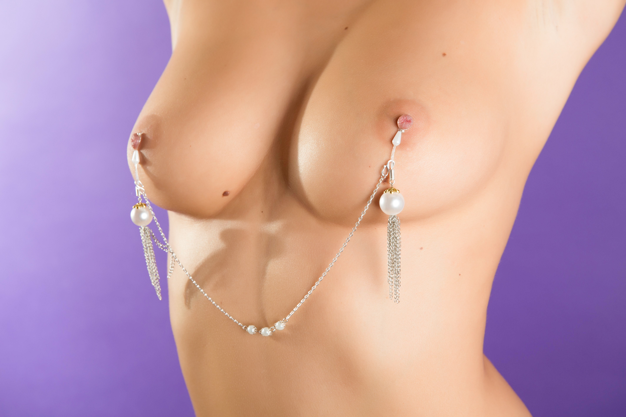 Nippleicious Non Piercing Nipple Jewellery -Faina
