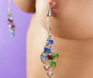 Non Piercing Nipple Jewellry